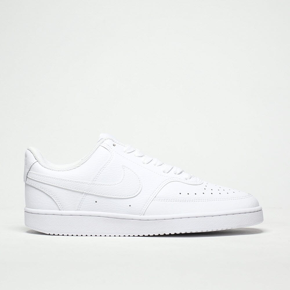 mens white nike trainers